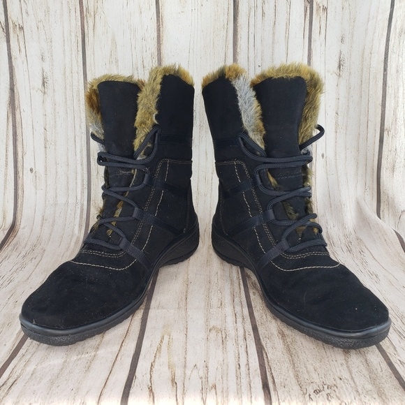 Ara Magaly Gore Tex Fur Lined Boots